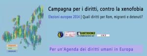 Campagna per i diritti, contro la Xenofobia